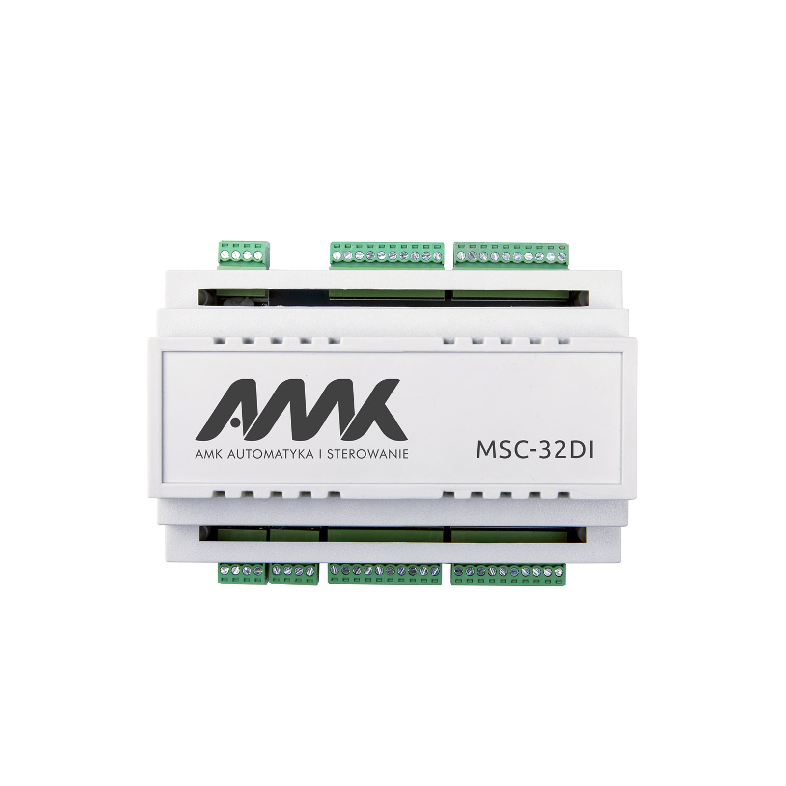 AMK- Moduł wejśc cyfrowych MSC-32DI