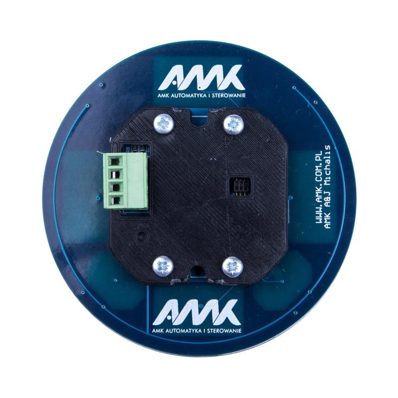 Nastawnik pomieszczeniowy NST-1 | AMK Automatyka i Sterowanie