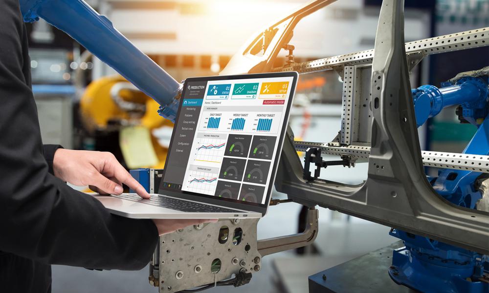 Projektowanie systemów automatyki przemysłowej | AMK Białystok