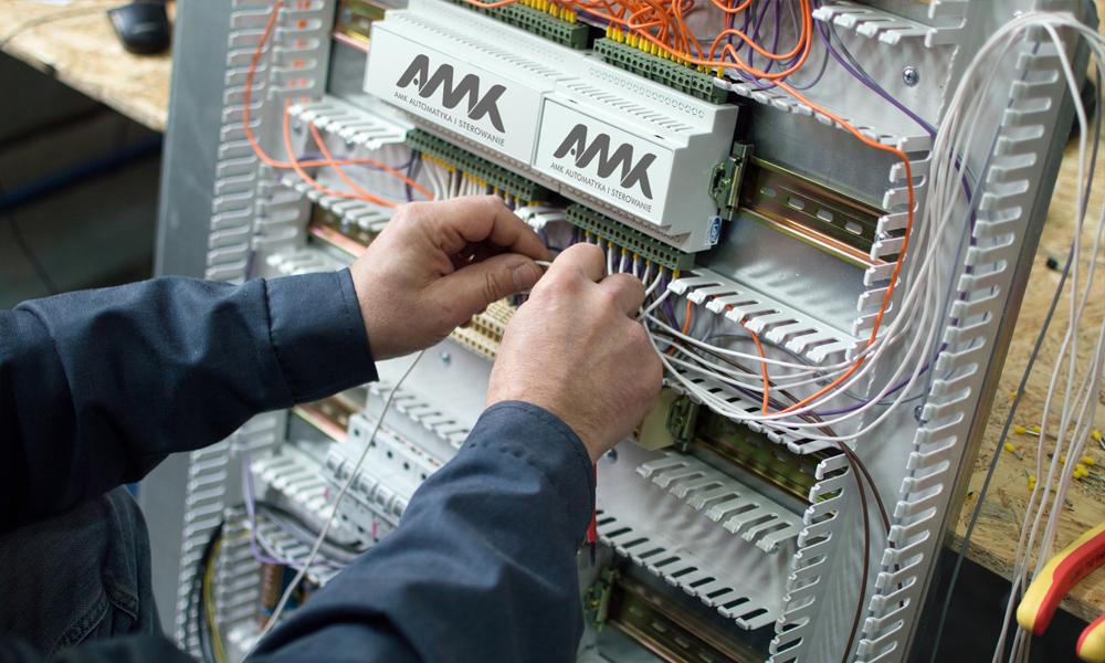 Wykonawstwo instalacji i systemów budynkowych | AMK Białystok